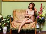 Фотосессия Певицы и модели Таисии Павенской для Michal Negrin