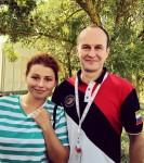 С Сергеем Рязанским - Космонавтом, Героем России