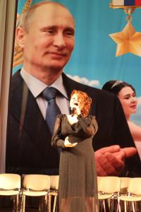 Выступление в Доме Правительства Москвы на Новом Арбате в День Космонавтики